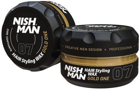 07 GOLD ONE - HAIR STYLING WAX