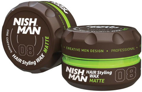 08 MATTE 150ML - HAIR STYLING WAX