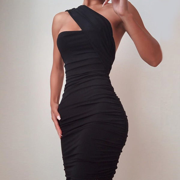 Moment of Truth Bodycon Dress