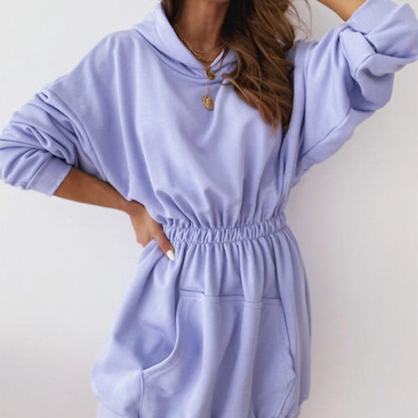 Better Half Sweatshirt Dress