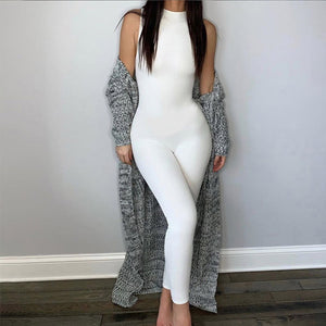 Heartbreaker Sleeveless Jumpsuit