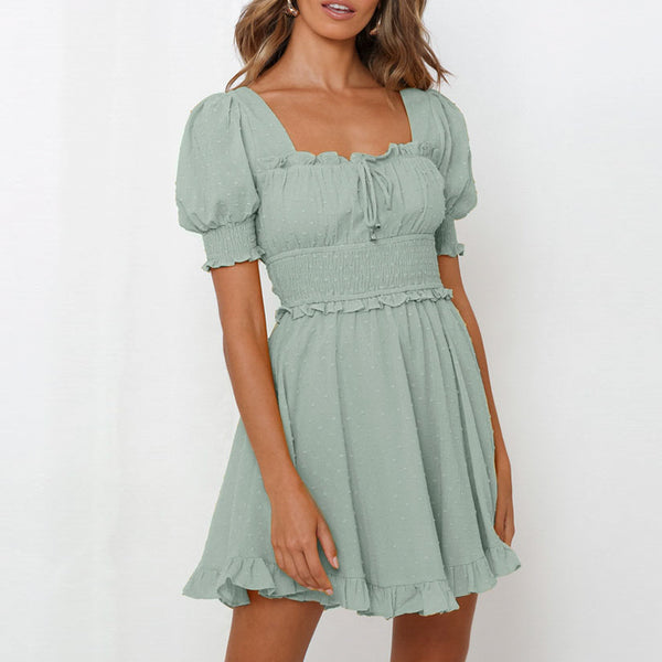 Next to You Petal Sleeve Dress