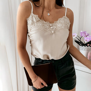 Take It In Lace Cami