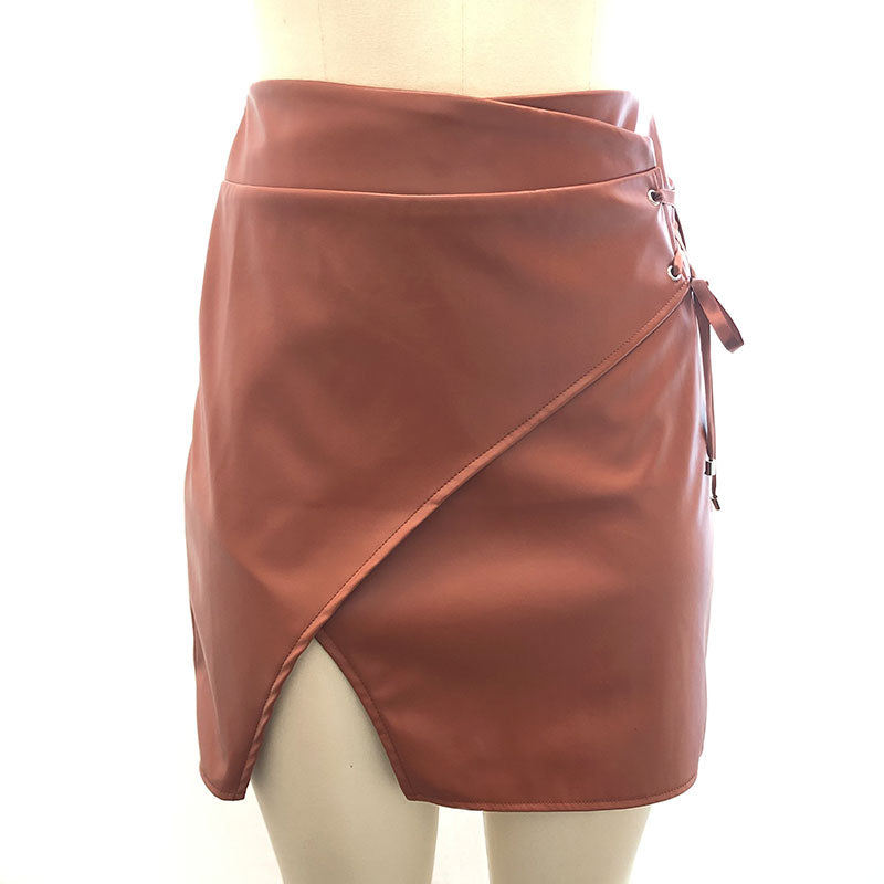 Shoot Your Shot Wrap Skirt