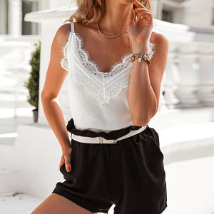 Come Closer Lace Cami