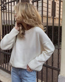 Out On The Town High Neck Sweater