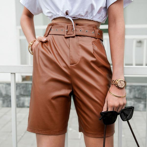 High Impact Mid-length Shorts