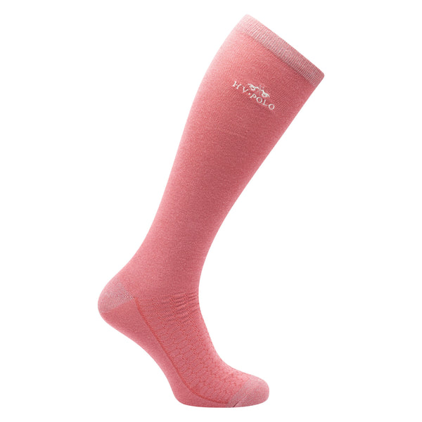 HV Polo Reitsocken Saar Dusty Rose