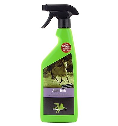 Anti Itch Parisol 500ml