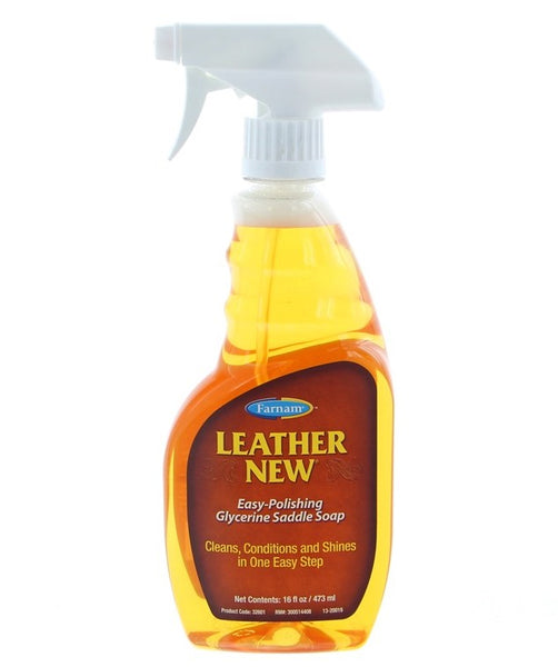 LeatherNew Sprayseife 480ml