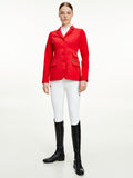 Tommy Hilfiger Turnierjacket Primary Red