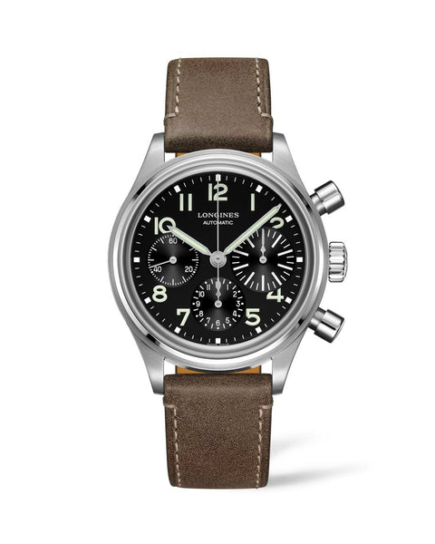 Reloj Longines The Longines Avigation BigEye L2.816.4.53.2