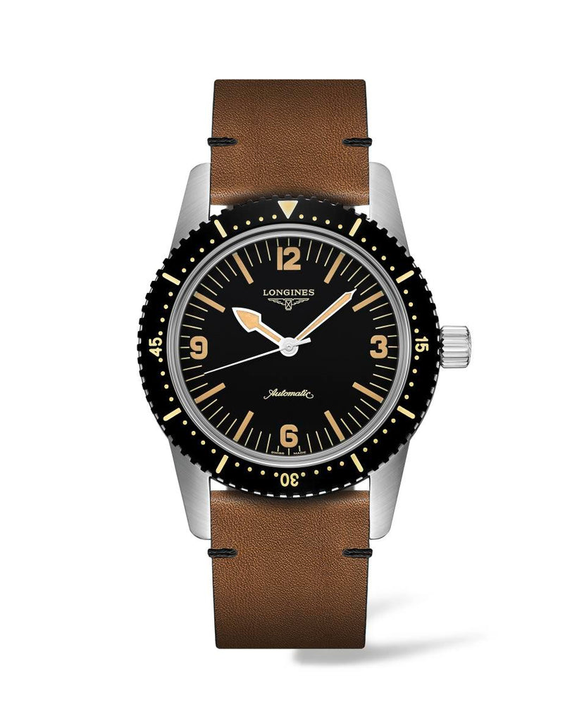 Reloj Longines The Longines Skin Diver Watch L2.822.4.56.2