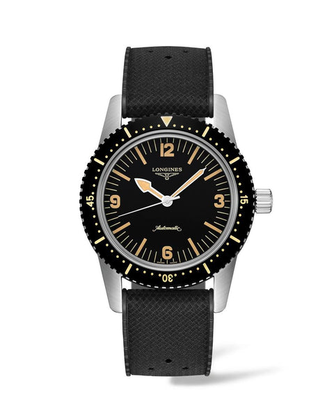 Reloj Longines The Longines Skin Diver Watch L2.822.4.56.9