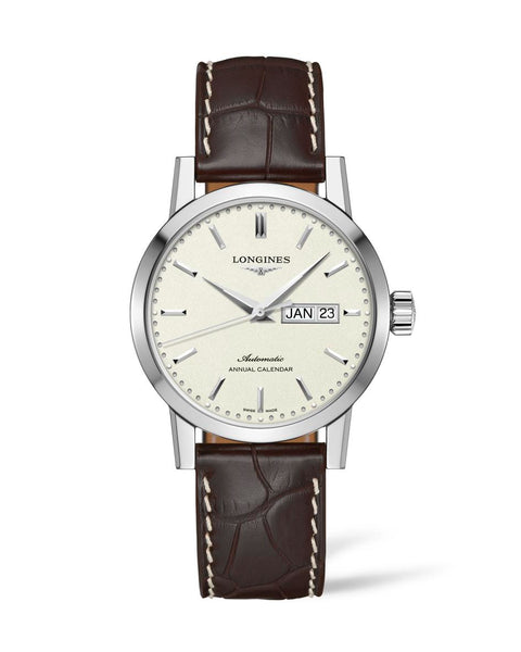 Reloj Longines The Longines 1832 L4.827.4.92.2