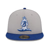 Biloxi Shuckers Hat-Alt #2 Diamond Era