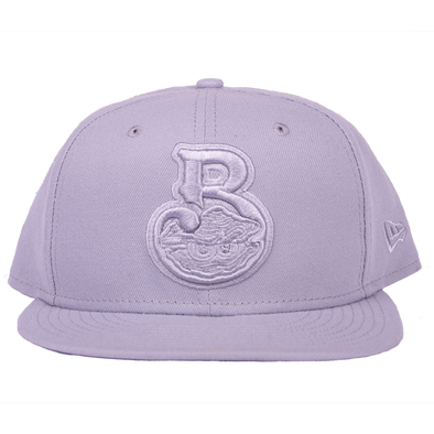 Biloxi Shuckers Hat-9Fifty Basic Snapback w/ Home Logo