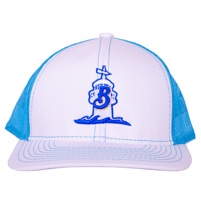 Biloxi Shuckers Hat-MBW800 with Alt #2 Logo