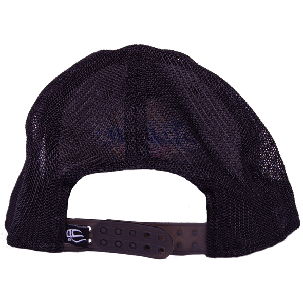 Biloxi Shuckers Hat-RGR 360M with Primary Logo