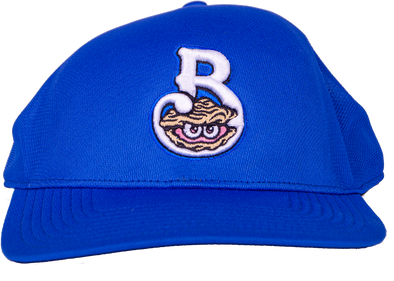 Biloxi Shuckers Hat- Flight with Home Logo