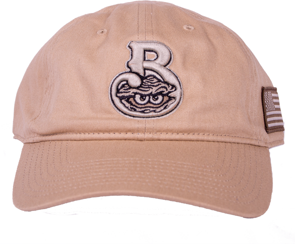 Biloxi Shuckers Hat-TAC 500 with Home Logo