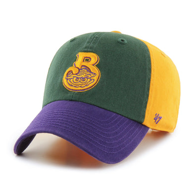 Biloxi Shuckers Hat-Clean Up Mardi Gras