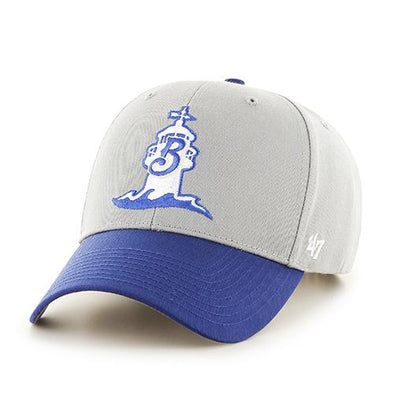 Biloxi Shuckers Hat-Basic Alt# 2