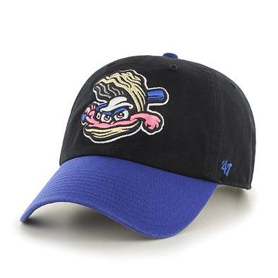 Biloxi Shuckers Hat-Clean Up Alt #1