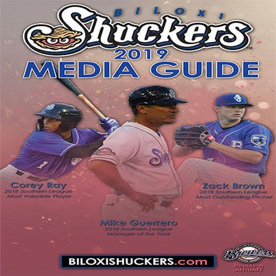 Biloxi Shuckers Media Guides
