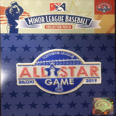 Biloxi Shuckers 2019 All Star Patch