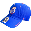 Biloxi Shuckers Hat- Clean Up Ice with Home Logo