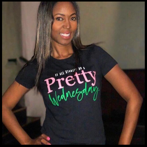 JANUARY 2020 DROP: Pretty Wednesday Tee