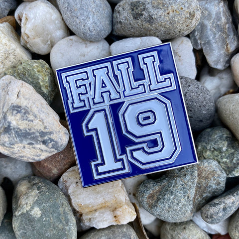 Fall 19 Lapel Pin - Zeta Phi Beta