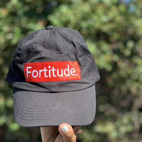 """Fortitude"" hat"