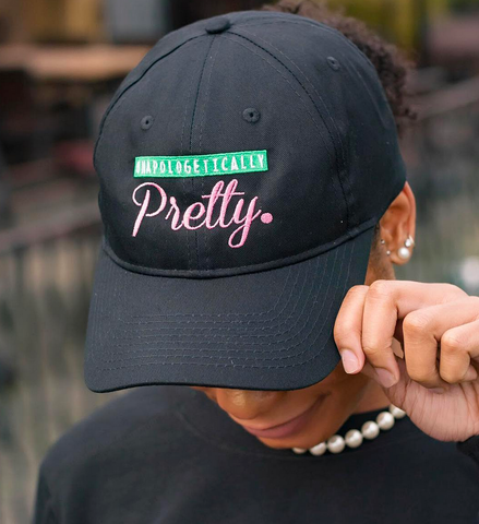 Unapologetically Pretty®️ hat