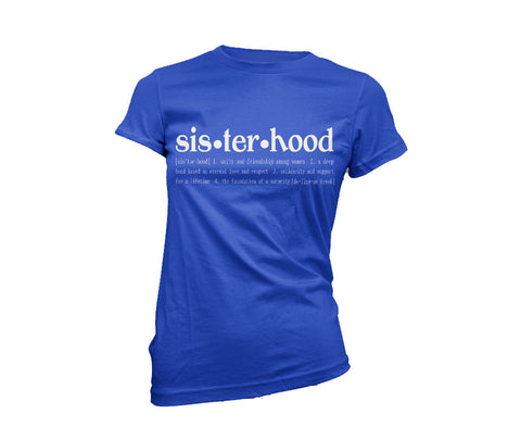 Sisterhood 1920 - BLUE