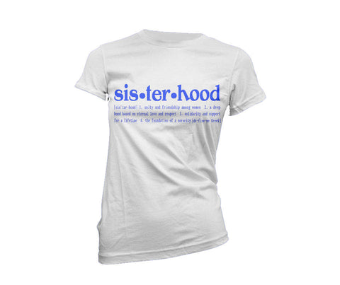 Sisterhood 1920 - WHITE