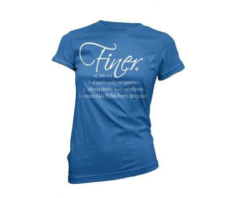 Finer Definition Tee