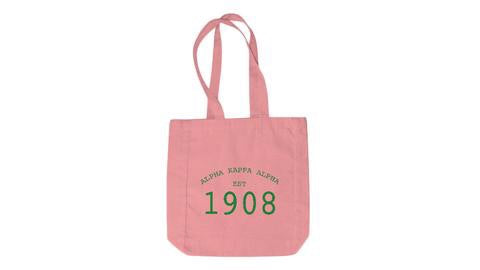 Alpha Kappa Alpha 1908 bag