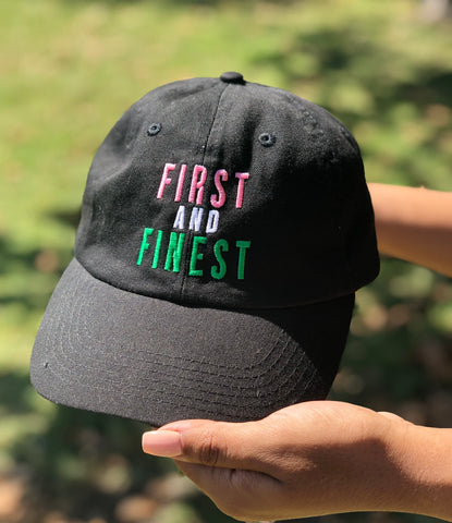 First and Finest hat