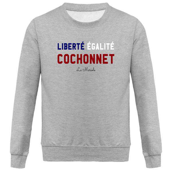 Sweat Col Rond Unisexe