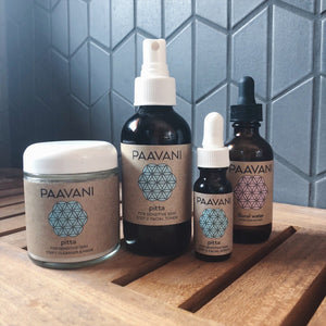 The Pitta Skincare Ritual