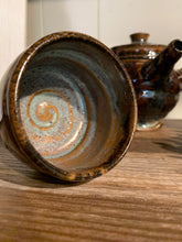 Load image into Gallery viewer, Handmade Ceramic Tea Set