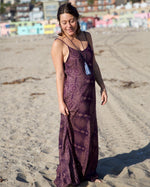 Load image into Gallery viewer, Paisley Maxi Dress