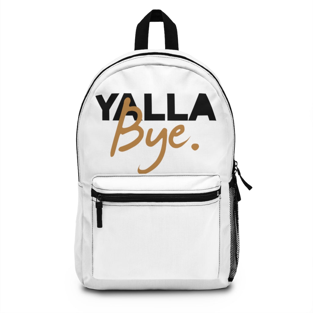 Yalla Bye Backpack (Made in USA)