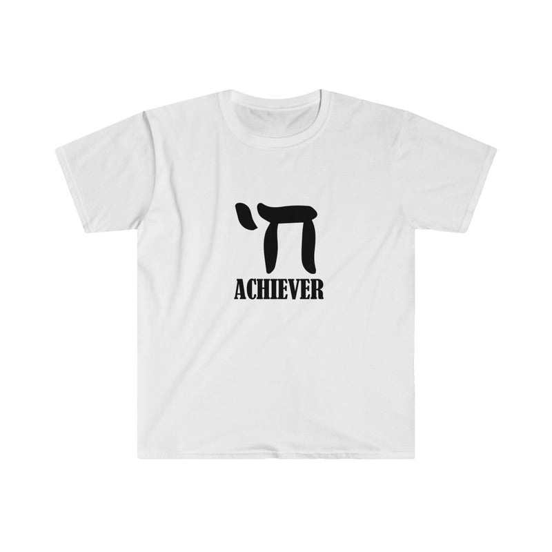 Chai Achiever Men's Fitted Short Sleeve Tee