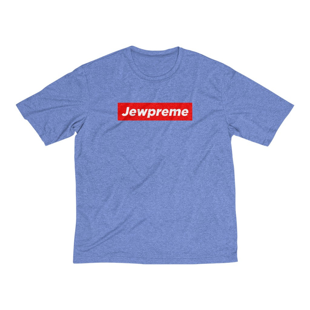Jewpreme Men's Heather Dri-Fit Tee