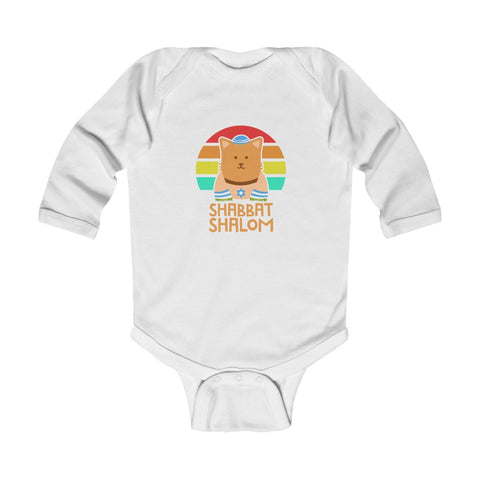 I Survived the Bris Infant Fine Jersey Bodysuit