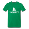 Yo Semite Men's Premium T-Shirt - kelly green