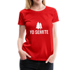 Yo Semite Women's Premium T-Shirt - red